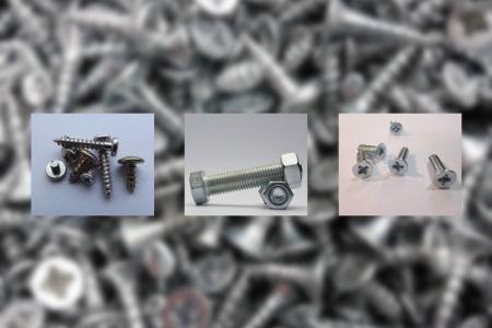 Elementy złączne ze stali nierdzewnej